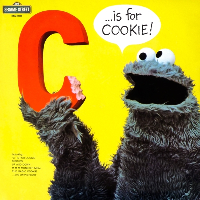 C_is_for_cookie_album