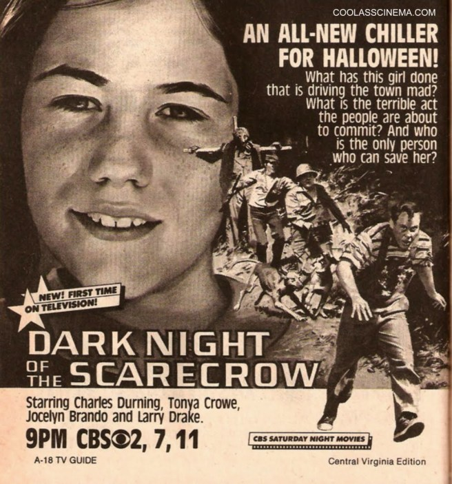 Dark Night of the Scarecrow CBS