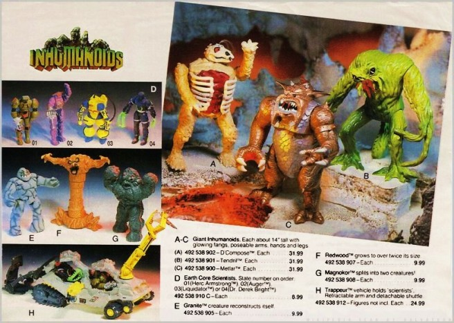 Inhumanoids_toys