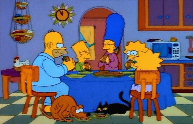 "Holiday Reviews The Simpsons ""Bart Vs Thanksgiving"" for simpsons thanksgiving"