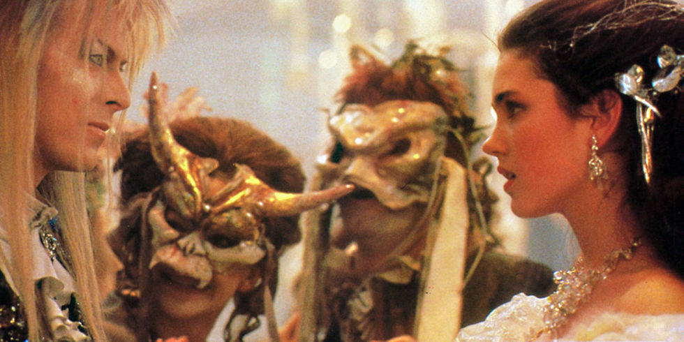 Movie of the Day: Labyrinth | ladycultblog