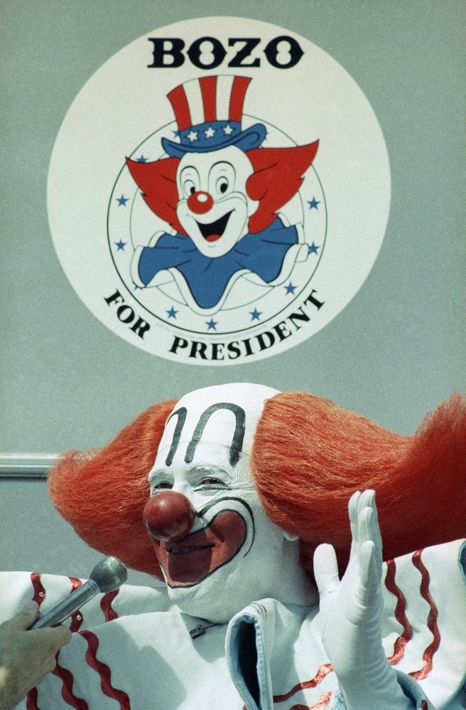 Send In The Clowns  Bozo