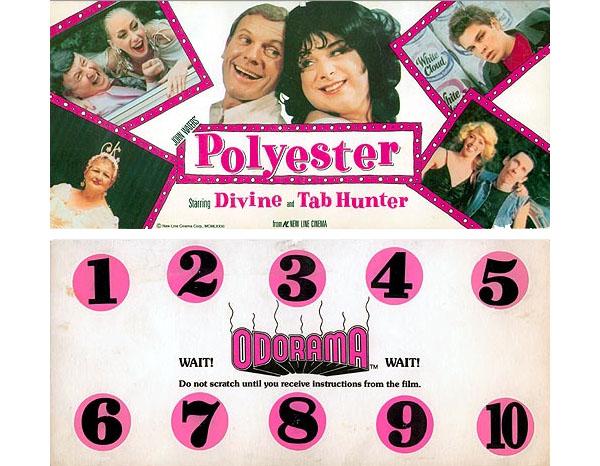 Polyester-Odorama