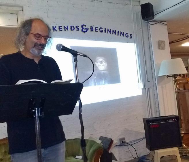 Trigilio reading, Aug 2019