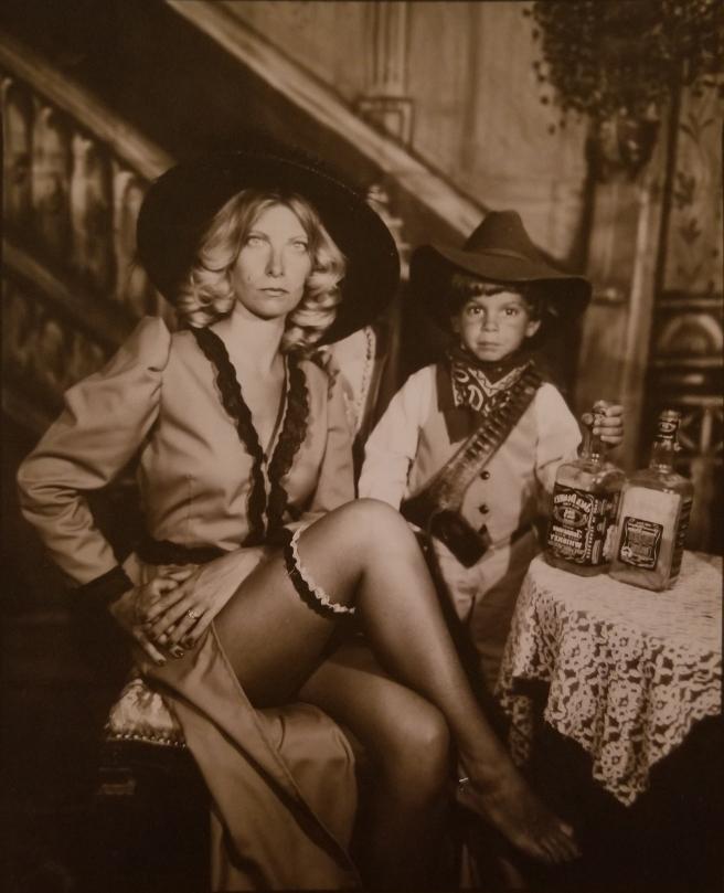 Mom and me, 1978
