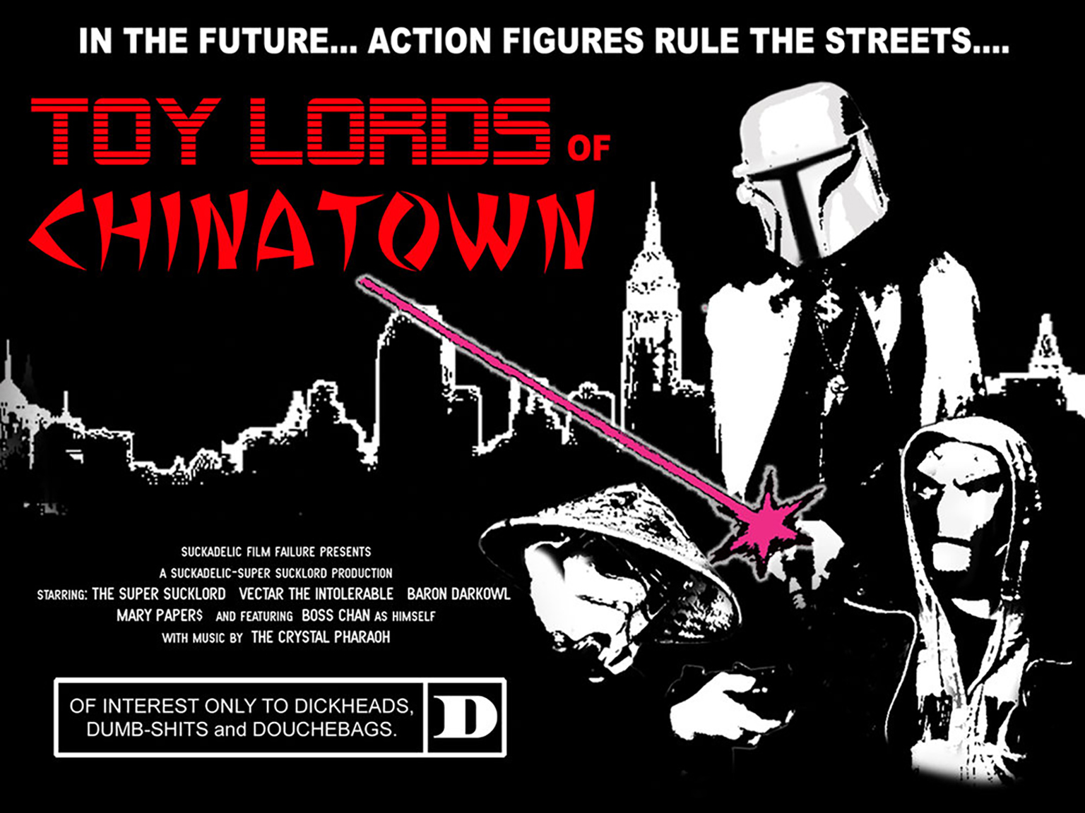 Toy Lords of Chinatown